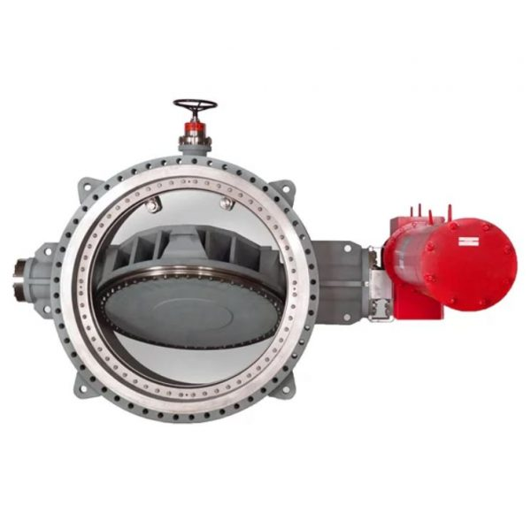Type BO high performance butterfly valves for pressure swing adsorption plants